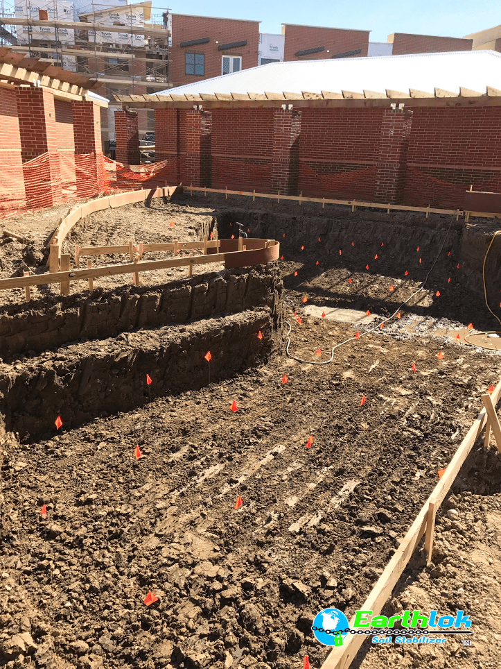 Soil Stabilization Applications for Swimming Pools