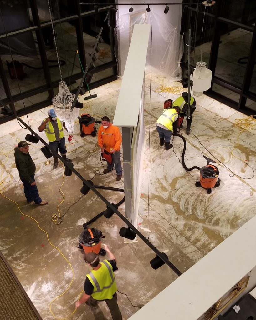 Soil Stabilization Applications for Malls and Stores