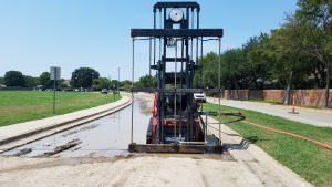Soil stabilization - Applications for Roadways - Earthlok Texas